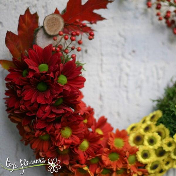 Wreath of fire