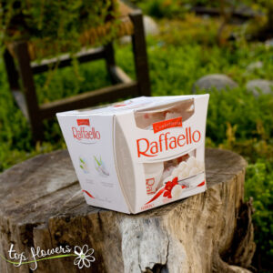 Chocolates Raffaello | 150 gr.