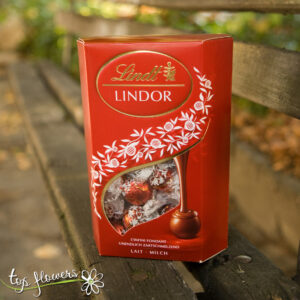 Кутия бонбони LINDOR Cornet | 500 гр.
