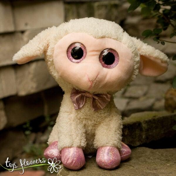 Stuffed Lamb   28 cm.  