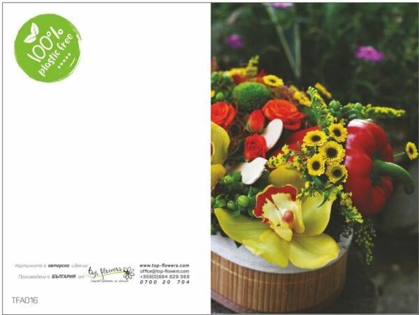 Postcard TFA016