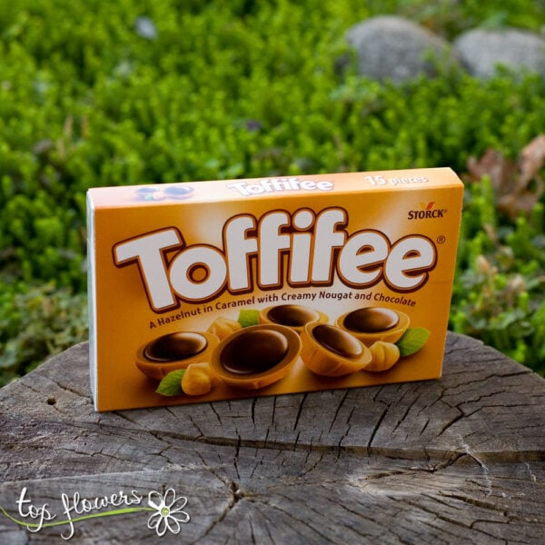 Box of chocolates Toffifee | 125 gr.