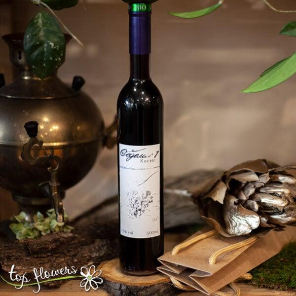 Седем - бутиково вино от касис