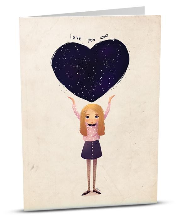 iGreet - Ти си моята вселена