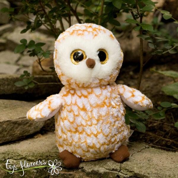 Stuffed Owl | 28 cm. |