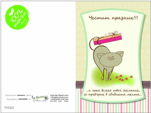 Postcard TFA022