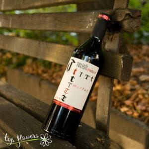 Червено вино Telish