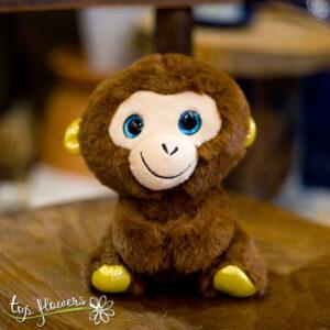 Плюшена Маймунка  | 16 см. |