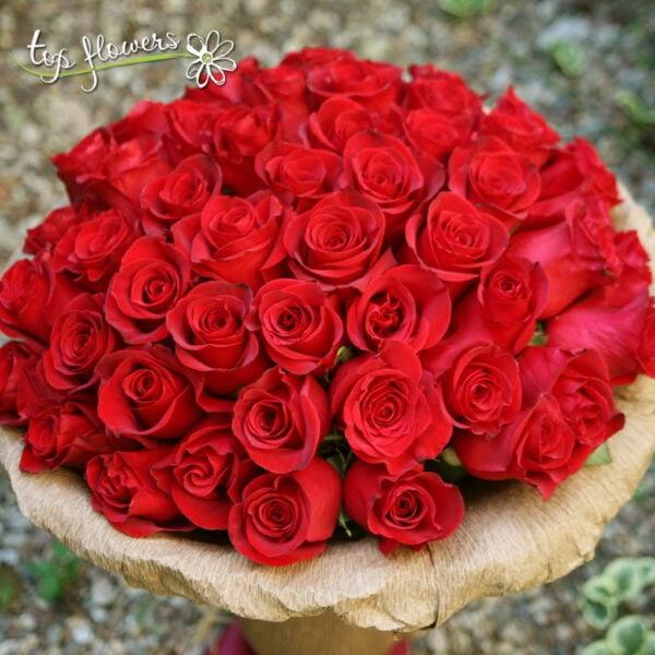 Bouquet 51 Red Roses