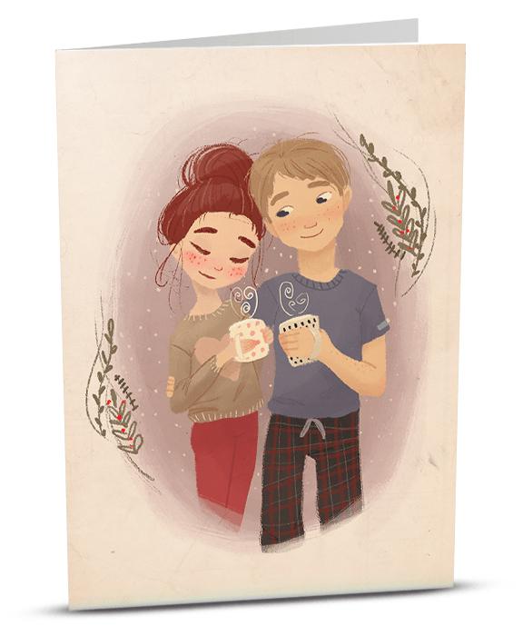 iGreet - Couple in love