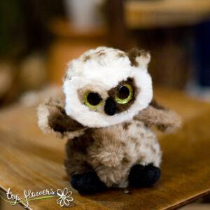 Plush Owl | 16 cm. |