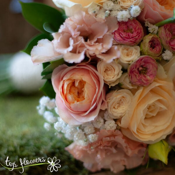 Bridal Bouquet | Leda