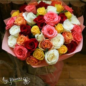 41 tsvetni rozi 5