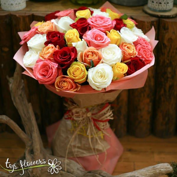 41 tsvetni rozi 6