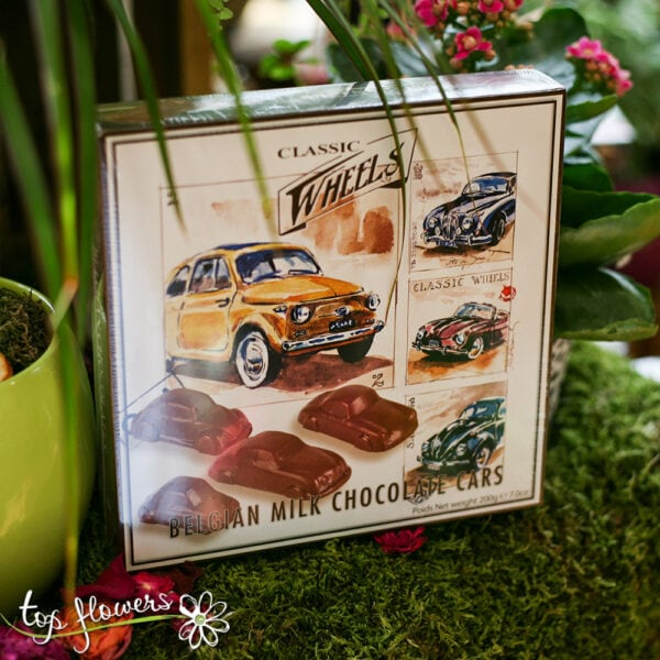Bonbonniere Beyond Time | Cars