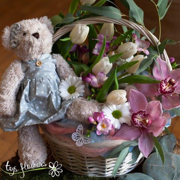 Fluffy tenderness