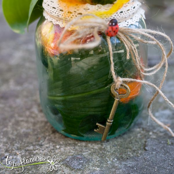 A jar of fire