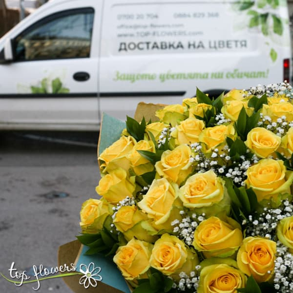 Subscription   Daily flower delivery