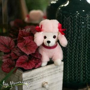 Plush Poodle | 16 cm. |